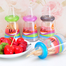 Pick food Bamboo toothpick