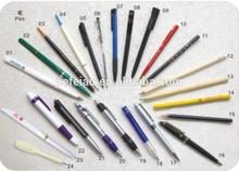branded hotel plastic pen