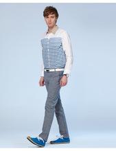 Korean Slim Fashion City Men's Leisure Gentlemen Trousers