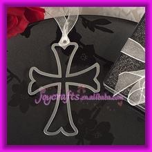 Mark It With Memories Cross Design Book Mark