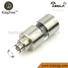 KingZone kayfun quartz tank kit rba atomizer / two colors for kayfun atomizer / kayfun lite atomizer
