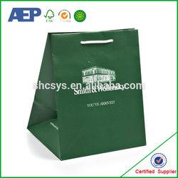Color Sugar Packaging Paper Bag,Paper Wine Bag