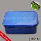 BPA Free Plastic food container,insulated container lunch box,High quality Bento box with PE coating wholesales