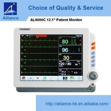 "12.1"" color TFT screen Patient Monitor AL-9000C CE ISO"