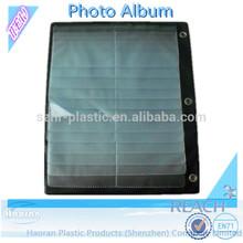 Unique Display PVC Plastic Photo Album
