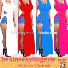 Drop shopping fashion hot selling kaftan maxi dress wholesale