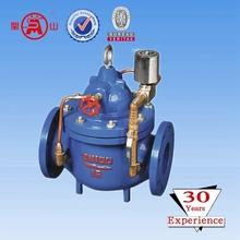 adjustable electric water valve flow control