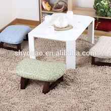 fabric small stool / ottoman B107