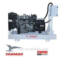 open type diesel welding generator with CE and ISO certificate