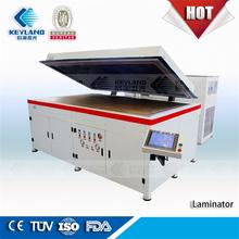 Glass EVA TPT solar cells laminate machine for PV panel making