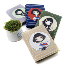 Languo Printed Beautiful Thick Cute Diary Book