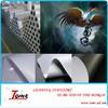 Back Black+ Surface White 440gsm(13oz) 500D*500D 9*9 Flex For Printing