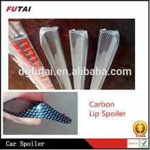 carbon fiber lip spoiler , trunk lip spoiler, rear lip spoiler