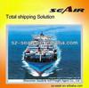 sea freight to kuching from Shenzhen or Guangzhou to Europe