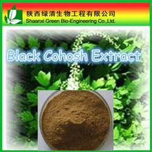 Good quality Cimicifuga Racemosa powder/Actaea racemosa extract