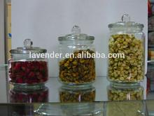 manufacture of glass jar wholesale glass jars for flower tea