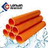Heat resistance plumbing materials pvc pipe