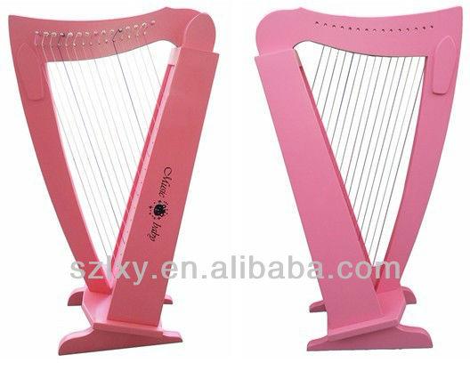 mini madeira harpa
