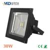 COB 30W led flood light Epistar/Bridgelux led IP65 Waterproof 90-260v 12V 3 years warranty reflector of rear bumper