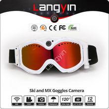 Interesting Gadget, HD 720p Ski goggles camera 3hrs recording
