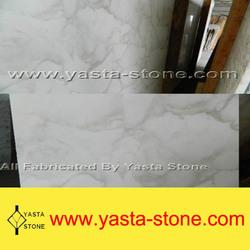 Floor Hot Imported White Calaeatta Marble