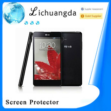 Hot sell! Best lg optimus g tempered glass screen protector mobile phone accessory!