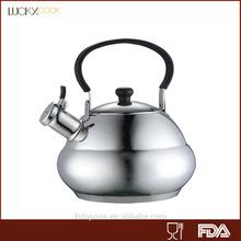 3 layer capsulated bottom stainless steel teapot samovar