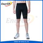 copper/spandex men sport short pants