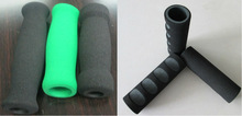 NBR Foam Motorcycle Handle Cover / Stroller Scooter Rubber Hand Grip Cover / Gym Equipment Neoprene Foam Handles