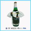 PVC T shirt cooler bag for beer bottle