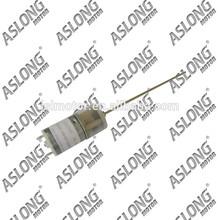 cheap mini Aslong 6v DIY dc gear motor for toys blender 2mm shaft diameter with high quality