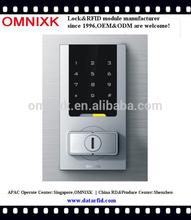 D-7040 digital locker lock PIN with RFID card electric school cabinet lock