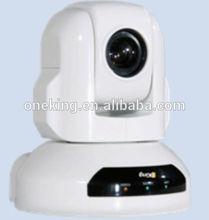 2014 Year OneKing New High Speed Mini Camera PTZ IP Wireless Megapixel Indoor IP CMOS Sensor Web Dome Camera