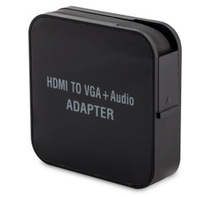 HDMI to VGA Adapter 1080P Black
