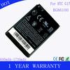 Mobile battery BG86100 for HTC EVO 3D PG86100 Pyramid Rider etc