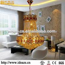Brand crystal hanging light
