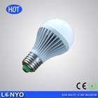 2014 High Power 7W E27 led bulb with CE or Rohs