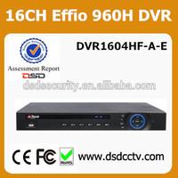 h 264 16 ch standalone dvr dahua 960h effio dvr DVR1604HF-A-E