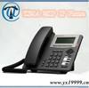 Wholesale sale 2 sip ip voip telephone set support free registration