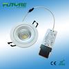 220VAC dimmable COB led lamp 9W COB led down light