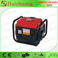 CE/SONCAP approved tiger gasoline generator tg950