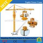 QTZ6515 Crane Potain Tower Crane Self Erecting