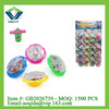 promotional toys with flash light light up spinning top