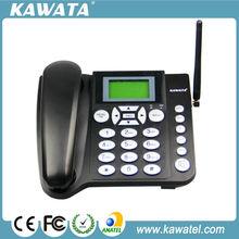 gran venta al por mayor de alta calidad fijo gsm de teléfonos con tarjetas sim