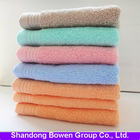 2014 hot sale high-quality 100% cotton face towel