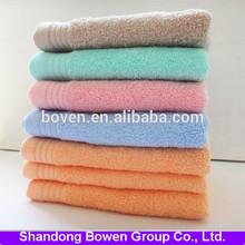2014 hot sale high-quality 100% cotton face towel