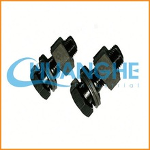 High quality! excavator parts m16 bolt and nuts for split master link / hex bolt
