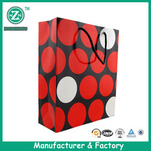 paper packaging bag for clothes(zzmx33)