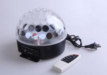 sıcak satış disko topu ışık 12v usb