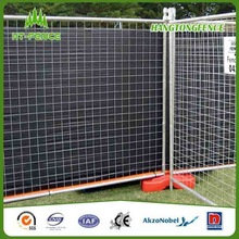 New product 2014 Hot Sale pvc coated temporary yard fencing